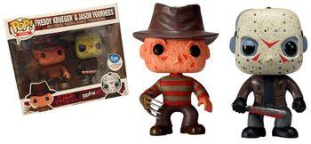image de Freddy Krueger & Jason Voorhees (2-Pack)