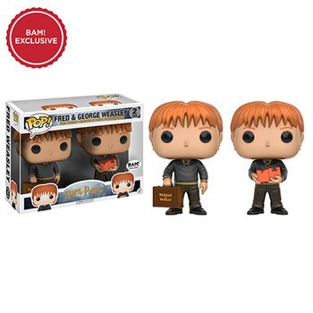 image de Fred and George Weasley
