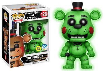 image de Toy Freddy (Glow in the Dark)