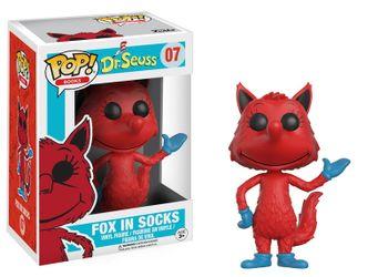 image de Fox in Socks