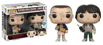 image de Eleven with Eggos & Mike (2-Pack)