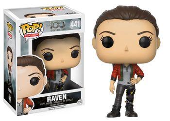 image de Raven (The 100)