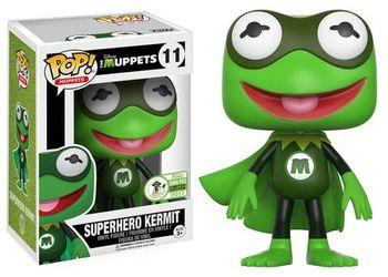 image de Superhero Kermit