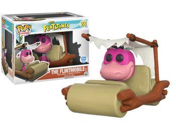 image de The Flintmobile With Dino #28 [Funko-Shop]