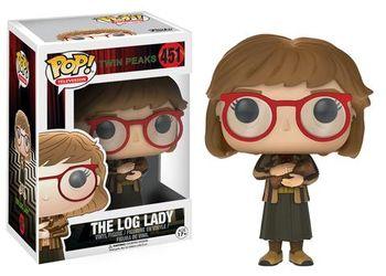 image de The Log Lady