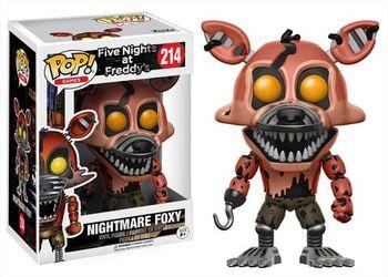 image de Nightmare Foxy