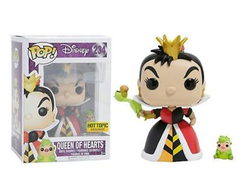 image de Queen of Hearts (W/ Hedgehog)