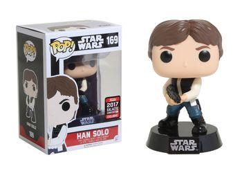 image de Han Solo (Action Pose) [Galactic Convention]