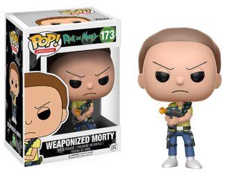 image de Weaponized Morty