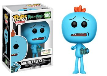 image de Mr. Meeseeks (with Meeseeks Box)