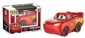 image de Lightning McQueen (Chrome Red)