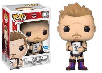 image de Chris Jericho (Blue Boots)