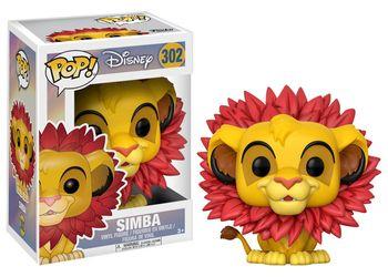 image de Simba (Leaf Mane)