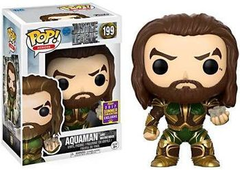 image de Aquaman (Motherbox) [Summer Convention]