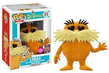 image de Lorax (Flocked) [Summer Convention]