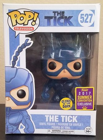 image de The Tick (Glow in the Dark) [Summer Convention]