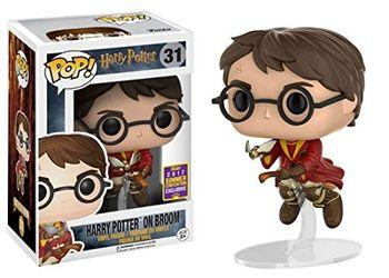 image de Harry Potter on Broom [Summer Convention]