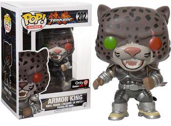 image de Armor King