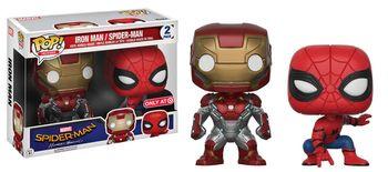 image de Iron Man & Spider-Man (Homecoming) (2-Pack)
