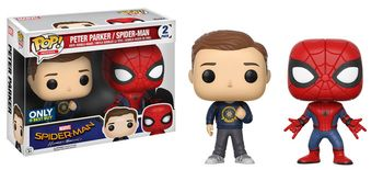 image de Peter Parker & Spider-Man (Homecoming) (2-Pack)