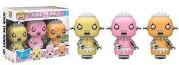 image de Rosie The Robot 3-Pack
