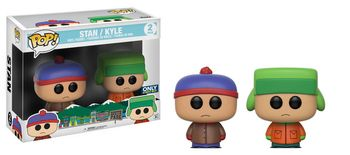 image de Stan and Kyle (2-Pack)