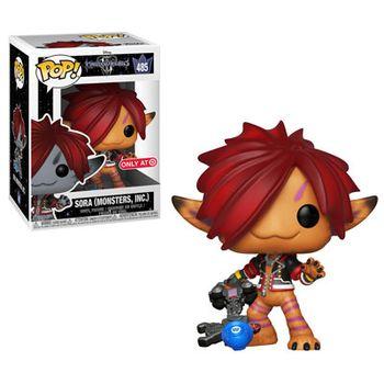 image de Sora (Monster's Inc.) (Orange)