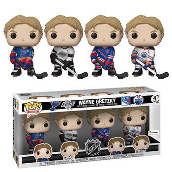 image de Wayne Gretzky (4-Pack)