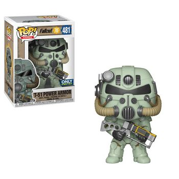 image de T-51 Power Armor (Green)