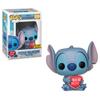 image de Stitch Valentine