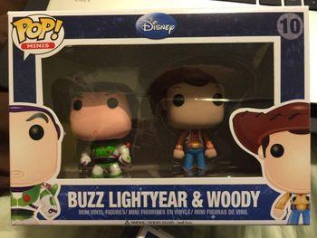 image de Buzz Lightyear & Woody