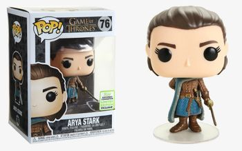 image de Arya Stark [Spring Convention]