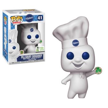 image de Pillsbury Doughboy (Shamrock Cookie) [ECCC]
