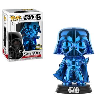 image de Darth Vader (Blue Chrome) [Celebration]