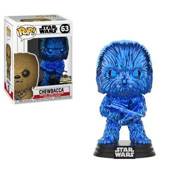 image de Chewbacca (Blue Chrome) [Celebration]