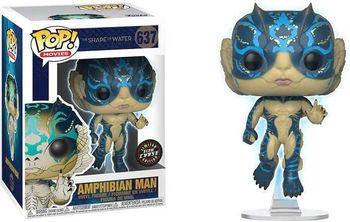 image de Amphibian Man (Glow in the Dark)