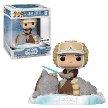 image de Battle at Echo Base: Han Solo with Tauntaun