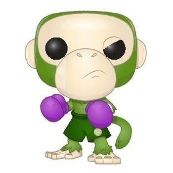 image de Crazy Monkey (Green)