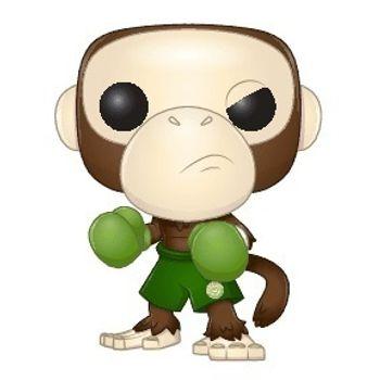 image de Crazy Monkey (Brown)