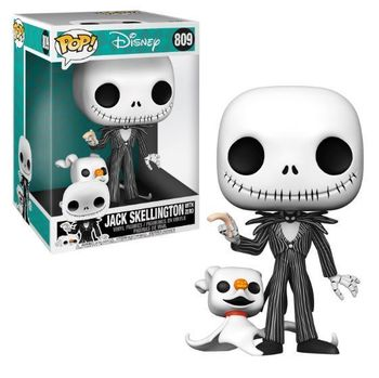 image de Jack Skellington with Zero