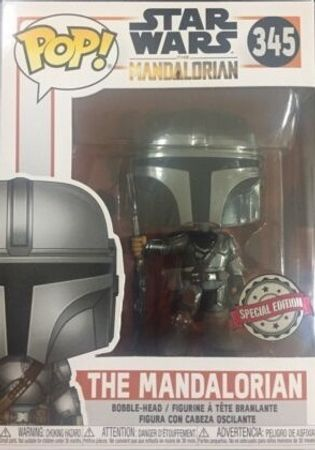 image de The Mandalorian (Chrome Beskar Body Armor)