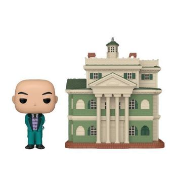 image de Haunted Mansion with Butler