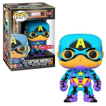 image de Captain America (Black Light)