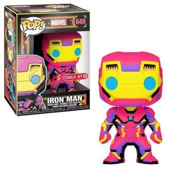 image de Iron Man (Black Light)