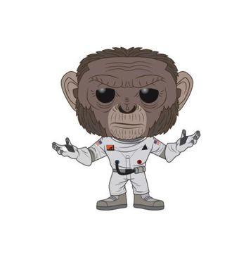 image de Marcus the Chimpstronaut