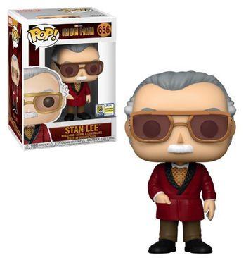 image de Stan Lee (Iron Man) [SDCC]