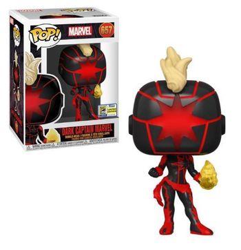image de Dark Captain Marvel [SDCC]