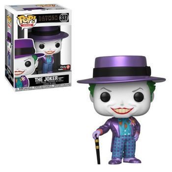 image de The Joker Batman 1989 (Metallic)
