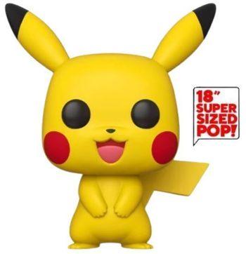image de Pikachu (18-Inch)