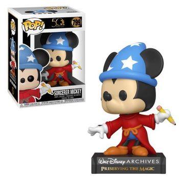 image de Scorcerer Mickey (Disney 50th)
